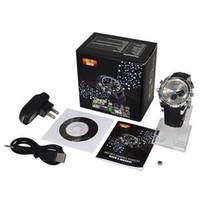 Wholesale 32gb Spy Cam Wrist Watch - HD 1080P IR Night Vision Waterproof Hidden Spy Camera Watch Recorder Hidden DVR 8GB 16GB 32GB Spy Wrist Watch Cam Camcorders Security Camera