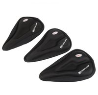 Wholesale Bicycle Saddle Bike Seat Gel - Bicycle Saddle Liquid Silicon Gels Bike Saddle Cover Cycling Seat Mat Comfortable Cushion Soft Seat Cover for Bike Part