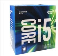 Intel processore CPU 7Gen Core I5 ​​Processore 14nm LGA1151 7400 4 Core 4 thread 6MB Cache Dual Channel DDR4 2133/2400