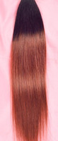 "Wholesale Indian Hair Extension Micro Loop - Wholesale -300S lot 14"" Micro rings loop indian Human Hair Extensions hair extention, T1B# 33# ,1g s"
