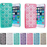 Wholesale Vintage Cases For Galaxy Grand - Vintage Damask Mandala Datura Henna Flower Matte Hard Plastic PC Case Cover For iPhone 5 5S 6 Plus Samsung Galaxy S5 S6 S7 Edge Grand Prime