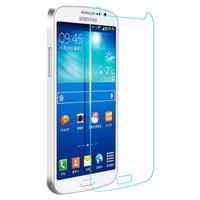 anti-schock-schutzfolie großhandel-Anti-Shock gehärtetes Glas Film für Samsung Galaxy Grand 2 7106 7108/262 DUOS-Kern / Galaxie-Gewinn / Bildschirmschutz auf Grand2 500pcs / lot