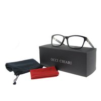 Wholesale Fashion Bag Online - new fashion style top quality men women red black blue rectangle full rim online wholesale eyewear