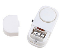 Wholesale magnetic window alarms wholesale online - Wireless Home Door Window Entry Burglar Security Alarm Magnetic Sensor Signal Safety Security Alarm Switch Guardian Protector LCC