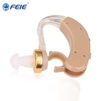 Wholesale Low Priced Hearing Aids - batteries A675 BTE hearing aids for deaf Low prices hearing aid batteries wholesalers S-520 free shipping