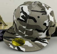Wholesale desert camo cap online - Mens Cap Baseball Casquette Camouflage Hats For Men Camouflage Cap Women Blank Desert Camo Hat Army snapback outdoor camo snapback