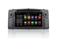 HD 6.2 Zoll kapazitives Schirm-androides Auto DVD PC GPS für Toyota altes corolla e120 mit Bluetooth