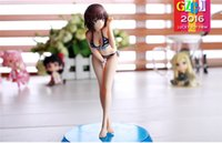 171217 Новое прибытие Горячее предложение Katou Megumi Swimsuit Sexy Art Girl Big Boobs Anime Tokyo Japan Anime Sex Toys PVC Action Figure