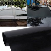 Atacado- 1.52m * 0.5m HJ10 Aumo-mate Anti-UV Cool Mudança Cor Carro Veículo Chameleon Window Tint Film Scratch Resistant Membrane
