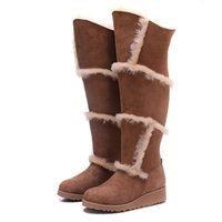 Wholesale Good Boots For Winter - Quality goods Long boots 2016 Christmas Promotion Womens boots BAILEY BOW Boots 2014 NEW Snow Boots for Women