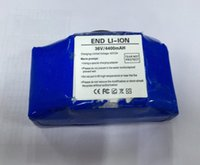 Wholesale 36v Lithium Battery - Rechargeable lithium 36v 4400mah 18650 li ion battery pack for roller scooter