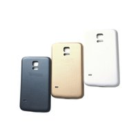ingrosso copertura posteriore in oro s5-Nuovo alloggiamento medio chassis coperchio del vano batteria posteriore per Samsung Galaxy S5 mini 2016 bianco / oro / nero