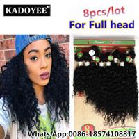 Wholesale Brazilian Virgin Hair 8inch - Brazilian Curly Weave Human Virgin Hair 8inch Afro Kinky Curly Hair Weave Bundles Black,1b Bug,1b 30 Ombre Curly Weave Hair Bundles