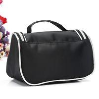 Wholesale Wholesale Retro Handbag - 2016 New Makeup Cosmetic Bags Retro Beauty Wash Case Zipper Handbag Makeup Bags DHL Free Shipping