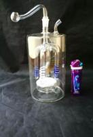 Wholesale bong mute for sale - Group buy Diameter cm cm high mute pot glass hookah smoking pipe Glass gongs oil rigs glass bongs glass hookah smoking pipe