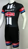 Wholesale Giant Skinsuit - FREE SHIPPING!!!MEN'S SKINSUIT BODYSUIT BICYCLE JERSEY CYCLING WEAR 2015 GIANT ALPECIN PRO TEAM SIZE:XS-4XL