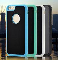 yeni cep telefonları fiyatları toptan satış-Yeni Varış Fabrika Fiyat Cep Telefonu Kılıfı Nano Emme Anti Yerçekimi iPhone 5 6 Cep Telefonu Kılıfı