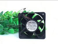 Wholesale Computer Fan Screen - Original NMB 2410EL-04W-M29 6025 12V 0.1A 6CM mute 3 wire large screen fan