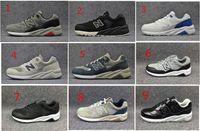 Wholesale China Shoes Women Running - 2017 CHINA NB 580 2013 men women casual running sport sneaker outdoor Shoes 36 44