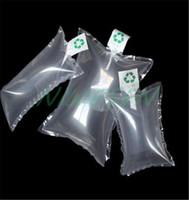 "Wholesale Air Cushion Packaging - 100 PCS Inflatable air buffer plastic bag in packaging. Clear cushion blocking bag 10x15cm(3.9""x5.9"") Free Shipping"