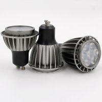 mr16 led smd 12v ac achat en gros de-Les lumières menées lumineuses superbes de 5W MR16 E27 GU5.3 Gu10 ac 110v 22v 240v LED allument l'ampoule de projecteur de la coupe 3030 SMD