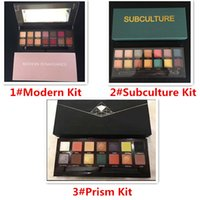 Wholesale Prism Palette - Retail High Quality Hot Makeup Eye Shadow Subculture Palette & Modern Palette & Prism 14 Colors Eyeshadow Palette