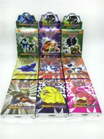 Wholesale Rare Pokemon - 408 Pcs Set Poke Assorted Cards English Rare Trading Cards Games Toys EX XY XX Break Point Monsters Flash Fire Random Booster Cards