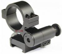 Wholesale Tac Vector Scopes - TAC Vector Optics 30mm Flip to Side 90 Degree Weaver Picatinny Mount Ring for 3x 4x 5x Magnifier Scopes