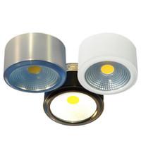 светодиодная продукция оптом оптовых-Оптовая цена 7w теплый холодный белый Затемняемый Cob поверхностного монтажа светодиодные вниз огни высокого класса преимущество качество продукции светодиодные лампы AC85-265V