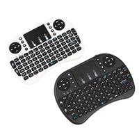almohadillas xbox al por mayor-Mini teclado inalámbrico con teclado táctil 2.4G Fly Air Mouse Combo Teclado para HDPC Win7 Pad para Xbox 360 para PS3 Andriod TV Box