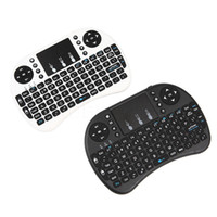 Wholesale Mini Wireless keyboard with Touchpad G Fly Air Mouse Combo Teclado for HDPC Win7 Pad for Xbox360 for PS3 for Andriod TV Box