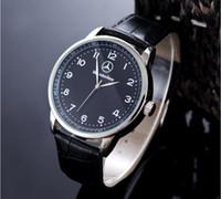 logotipo de marca famosa hombres reloj al por mayor-2018 Famous LOGO Watch Men Clock Hour Top Brand Luxury Famous Reloj de pulsera Hombre Reloj Golden Quartz Reloj de pulsera Calendario Relogio masculino