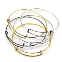 Wholesale Clear Resin Bracelet - Cuff Bangles Bracelets Wholesale Alex Styles top and Brand Any design Adjustable LOVE Bracelet Jewelry For Women Clear Charm Bracelet