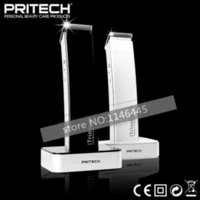 Wholesale Professional Used Clippers - Hot NEW PRITECH Brand Professional Hair Clipper Rechargeable Hair Trimmer Face Care Styling Tools Man Family Use