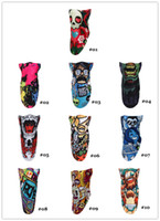 Wholesale Thermal Face Protection - Outdoor Sports Cycling Skiing Tactical Face Protection Windproof Thermal Fleece Mask