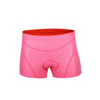 Wholesale Woman Coolmax Cycling Underwear - Tasdan Cycling Underwear Custom Cycling Clothing Bibs Womens Bicycle Cycling Comfortable Underwear Gel 3D Coolmax Padded Bike Short Pants