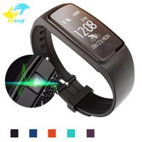 Wholesale heart s1 - S1 Smart Watch Band IP67 Waterproof Heart Rate Monitor Bluetooth Smart Bracelet Fitness Tracker Wristband for Android IOS
