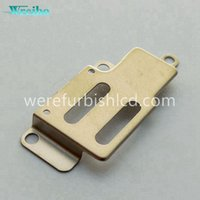 Wholesale Ear Piece Speaker - Original New Ear Speaker Metal Bracket for iPhone 6 4.7 Ear piece Cover Replacement parts