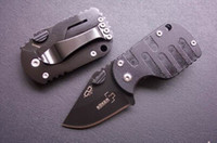 Wholesale hunting knifes boker - Factory direct Boker Plus Subcom Black Stainless Steel Pocket Folding Knife G-10 Handle EDC pocket folding knife knives