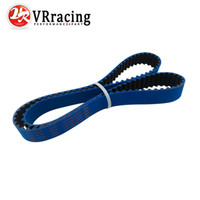 Wholesale PQY RACING Racing Timing Belt FOR B18C Integra GSR Type R BLUE HNBR PQY TB1003B