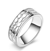 bijoux aaa de haute qualité achat en gros de-Fashion Vintage Ring Nouveaux bijoux en argent sterling 925 AAA High quality Classic 925 Silver Rings Bijoux cadeaux