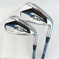 Wholesale New mens Golf irons Set XR Golf Clubs P A S and Graphite Golf shafts and Clubs Grips