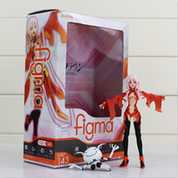 Wholesale Inori Yuzuriha Figure - New Anime Guilty Crown Yuzuriha Inori PVC Action Figure Cool Model 13cm Doll Gift for Kids free shipping EMS