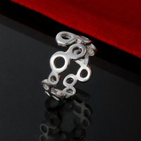 Wholesale Lord Rings 925 - Factory direct wholesale retail 925 sterling silver ring lord of the ring Mickey opening rings fashion jewelry