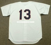 Ozzie Guillén Chicago White Sox 1987 Majestic Cooperstown casa baseball Jersey
