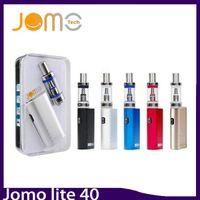 ingrosso vapore jomo-Jomo Lite 40 E scatola cig Mod Lite 40w kit mod vapore 3ml Vaporizzatore VS Kanger Kbox 120W 0268004-2