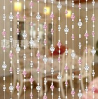 Wholesale CU156 crystal bead curtain