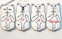 Wholesale s5 gel case for sale – best 3D Ripndipp Pocket Cat Middle Finger Soft Silicone GEL Case For Samsung Galaxy S4 S5 S6 S7 EDGE A5 E5 J1 ACE J2 NOTE Cartoon Skin Cover