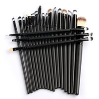Wholesale shadow blush lipstick for sale - Group buy Pro Set Make Up Styling Tools Cosmetic Eyeliner Eyebrow Lipsticks Shadow Wood Pincel Makeup Blushes Kit Cosmetics Pinceaux