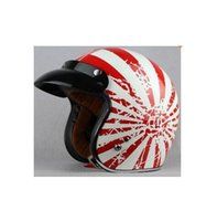 Wholesale Top Half Helmets - Free Shipping TORC top quality Motorcycle helmet chopper helmet DOT ECE approved open face Genuine ABS material
